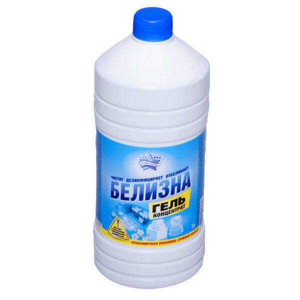 """Отбеливатель Семь Звёзд """"Белизна гель"""