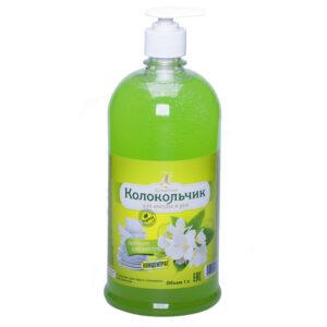 Жидкое крем-мыло Колокольчик «Летняя свежесть»