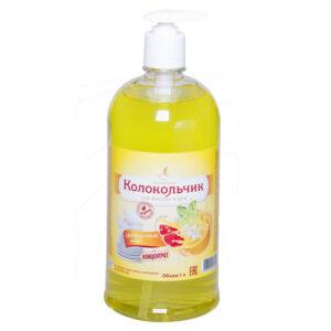 Жидкое крем-мыло Колокольчик «Цитрусовый микс»