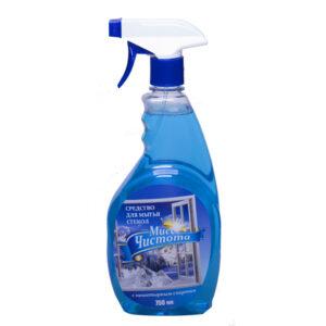 Моющее средство для стекол Мисс Чистота «Кристалл»
