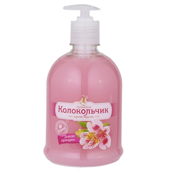 """Жидкое крем-мыло Колокольчик """"Дикая орхидея"""""""