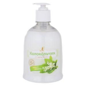 Жидкое крем-мыло Колокольчик «Лесной ландыш»