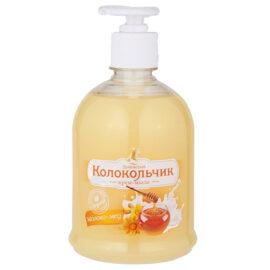 Жидкое крем-мыло Колокольчик «Молоко — мед»