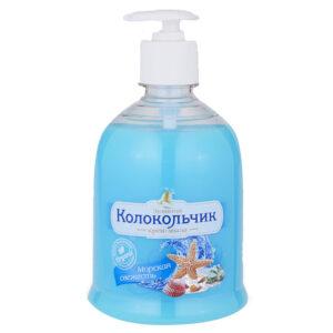 Жидкое крем-мыло Колокольчик «Морская свежесть»