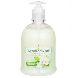 Жидкое крем-мыло Колокольчик «Цветущий жасмин»