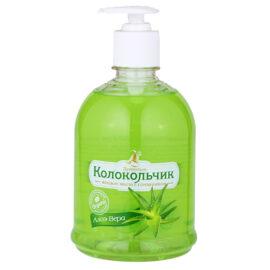 Жидкое мыло Колокольчик «Алоэ Вера»