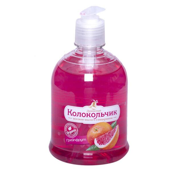 """Жидкое мыло Колокольчик """"Грейпфрут"""""""
