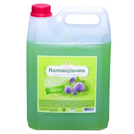 Жидкое мыло Колокольчик «Мята