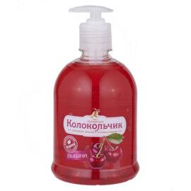 Жидкое мыло Колокольчик «Вишня»