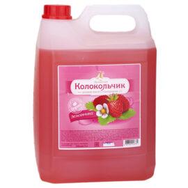 Жидкое мыло Колокольчик «Земляника