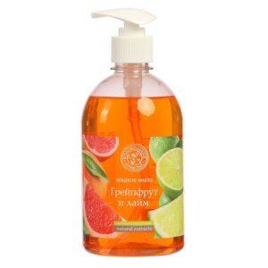 Жидкое мыло Колокольчик «Грейпфрут и Лайм»