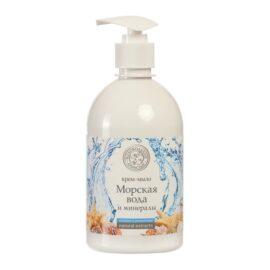 Жидкое мыло Колокольчик «Морская вода и Минералы»