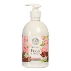 Жидкое мыло Колокольчик «Роза и Сандал»